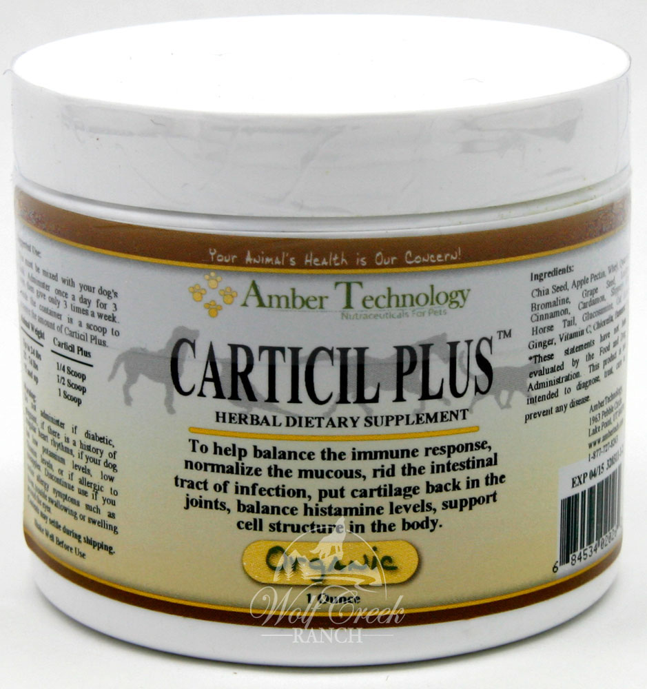 Carticil Plus is specially formalized to help balance the immune response, by binding together connective tissues, muscles, tendons, ligaments, cartilages, blood vessels, skin and bones.