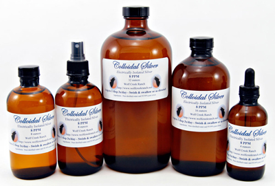 COLLOIDAL SILVER aka CS or
