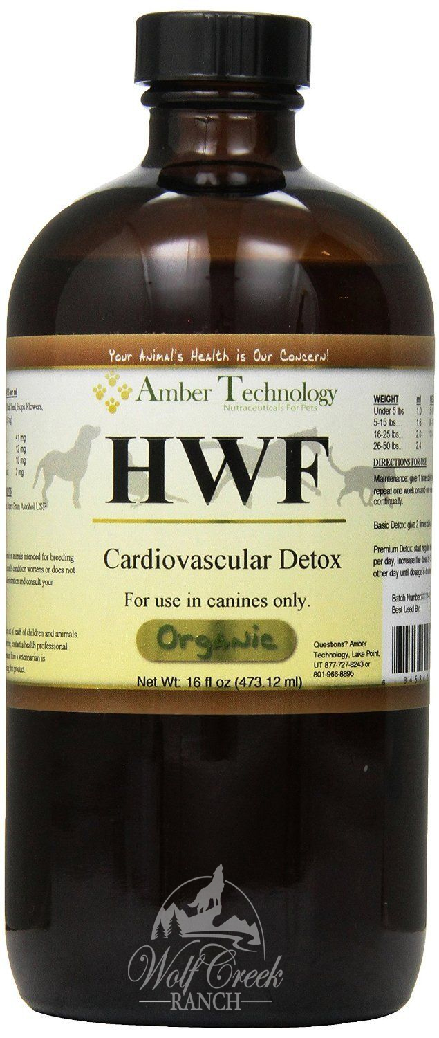 HWF may help support normal cardiovascular function by detoxing foreign contaminates left by environmental stressors!