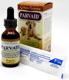 Parvaid helps prevent and treat parvo virus!